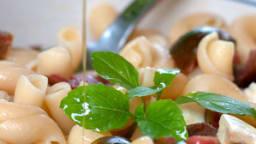 Salade de pâtes Caprese