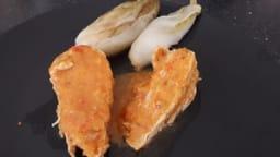 Filet mignon de porc sauce moutarde au piment d'Espelette
