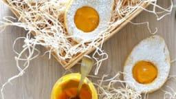 Sablés à la crème d'abricot