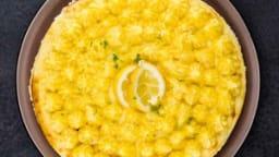 Cheesecake citron à la ricotta et lemon curd léger