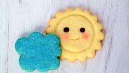 Biscuits ciel de Printemps