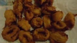 Beignets de calamars