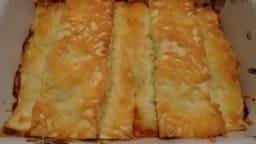 Cannellonis à la bolognaise