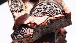 Brownie aux Oreo