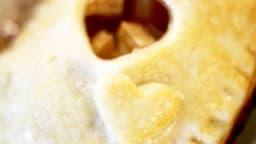 Hand Pies aux pommes du jardin et à la cannelle