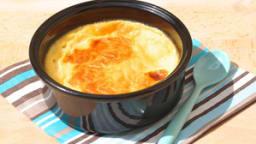 Crème vanillée aux oeufs