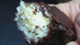 Bounty maison au chocolat et noix de coco, un petit goût de paradis