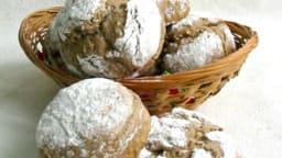 Pain au seigle et aux graine de tournesol