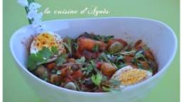 légumes à la méditerranéenne