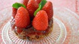 Tartelettes bretonnes aux fraises