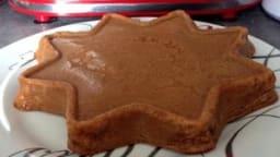 Flan au pain d'épices