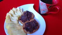 Anko ou pate de haricots Azuki sucrée