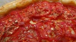 Tarte oignon-tomate
