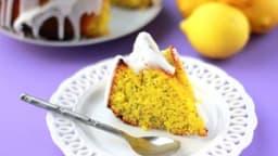 Gâteau au citron de Jamie Olivier