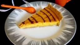Pumpkin pie épicée