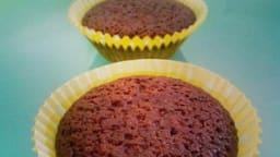 muffin fondant choco carambar