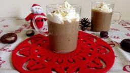 Velouté de marrons façon cappuccino