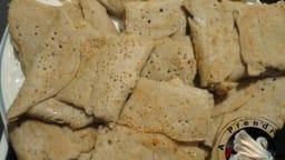 Galettes de sarrasin au jambon gruyère