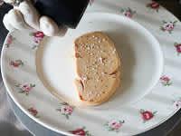 Escalopes de foie gras frais poêlées - Etape 7