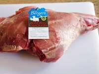 Gigot d'agneau - Etape 1