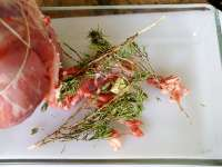 Gigot d'agneau - Etape 3