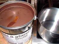 Enrobage chocolat - Etape 9