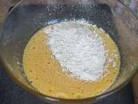Clafoutis aux cerises - Etape 4
