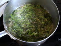 Salade cuite en chiffonnade - Etape 8