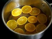 Oranges et citrons confits - Etape 3
