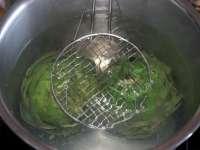 Artichaut à la vinaigrette - Etape 5
