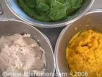 Terrine de poisson 3 couleurs - Etape 6