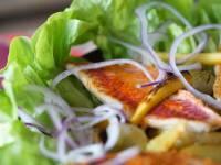 Salade de rougets