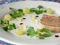 Gelée de sauternes pour accompagner le foie gras
