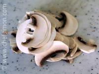 Nettoyer les champignons - Etape 9