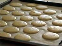 Les macarons - Etape 10