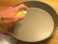 Chemiser un moule - Etape 4