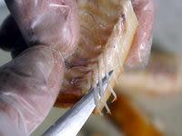 Filet de haddock poché au lait - Etape 9