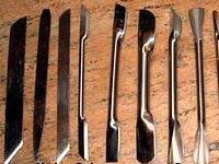 Couteaux de cuisine - Etape 3