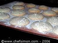 Macarons de Marguerite - Etape 9