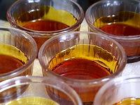 Crème renversée au caramel - Etape 1