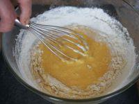 Clafoutis aux cerises - Etape 5