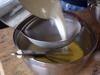 Crème renversée au caramel - Etape 5
