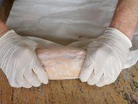 Ballotine de foie gras nature - Etape 3