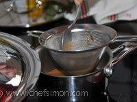 Sauce au balsamique - Etape 5