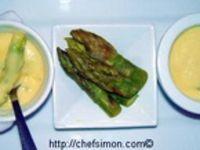Crème d'asperges - Etape 9