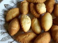 Bugnes lyonnaises - Etape 12