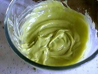 Sauce verte - Etape 3