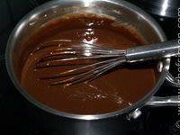 Ganache à truffes - Etape 5