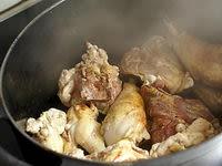 Poulet basquaise - Etape 4