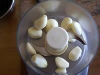 Beurre d'ail - Etape 2